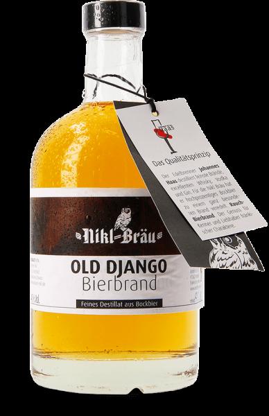 Djangos Bierbrand